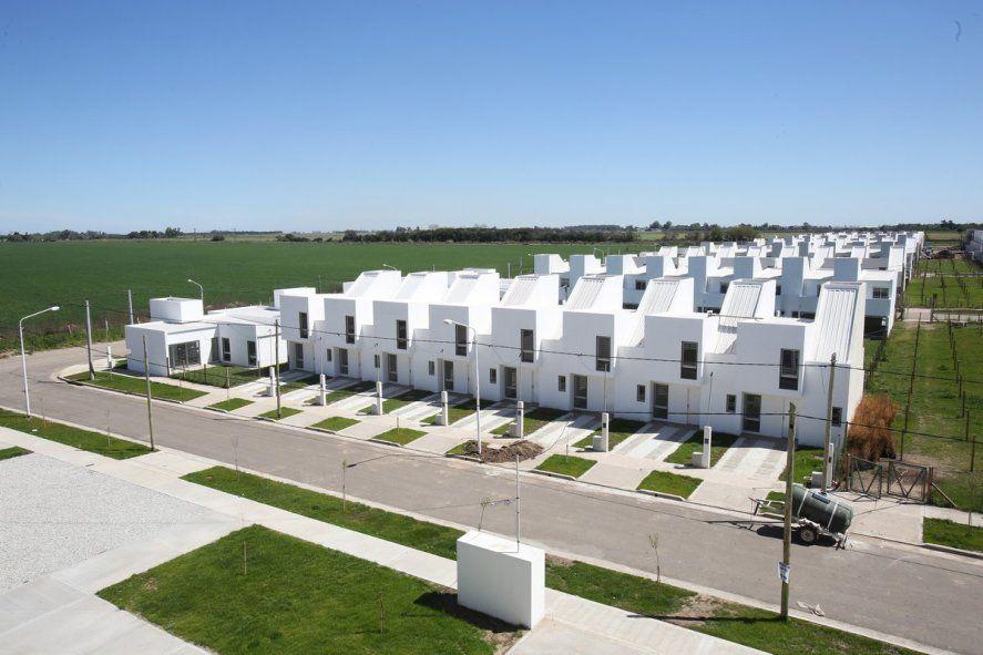 Procrear II es una línea destinada a los desarrollos urbanísticos.