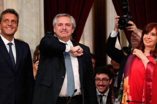 Alberto Fernández ratificó en su primer discurso en el Congreso que enviará el proyecto por la legalización del aborto.