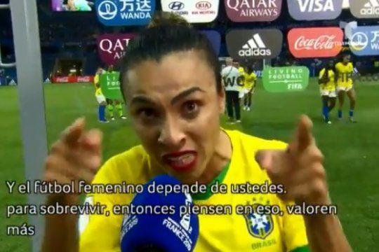 el emotivo mensaje de la maxima goleadora en la historia de los mundiales que recorre el mundo