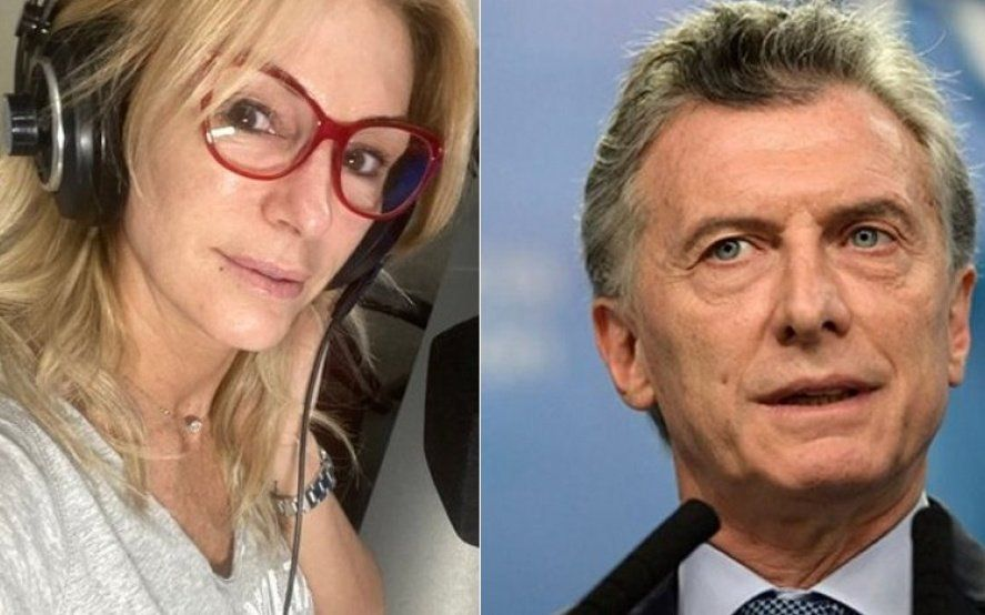 """Yanina Latorre: """"Macri me pareció muy machista, no me sentí cómoda"""""""