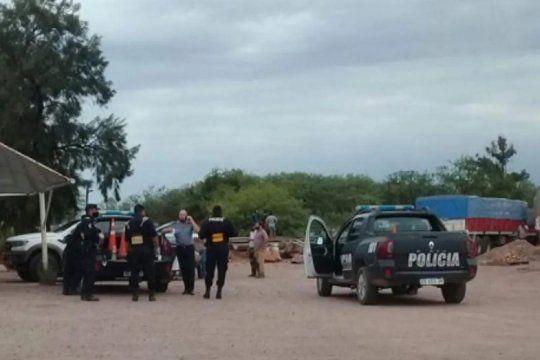 El asalto fue en el Campo Molina de Cuartel VII en San Vicente