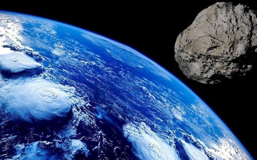 La NASA advirtió por cinco asteroides que podrían impactar en la Tierra esta semana
