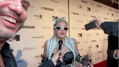 Madonna confesó que quiere venir a Argentina y bailar tango