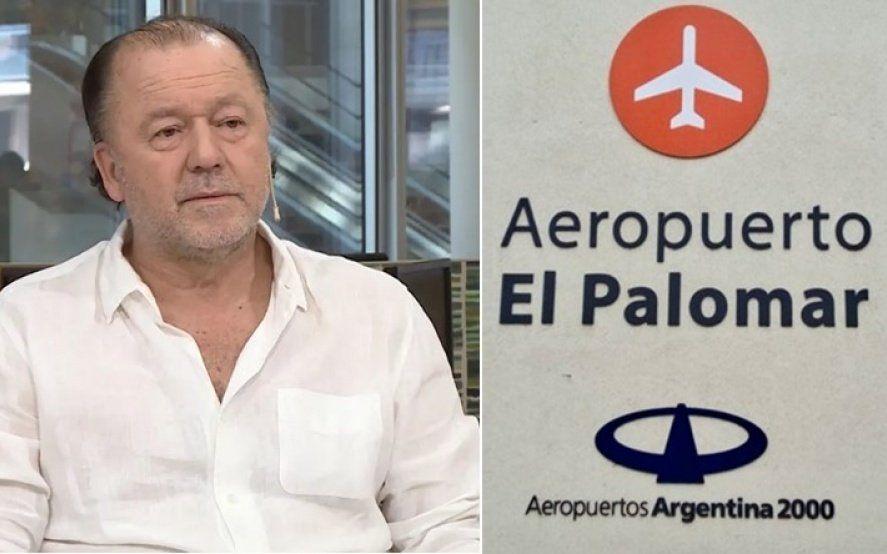 """Enrique Piñeyro respaldó el fallo de cese de vuelos nocturnos en El Palomar: """"Tiene razón la jueza Forns"""""""