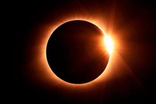 eclipse anular ?anillo de fuego?: por donde y a que hora se podra ver este fenomeno astronomico