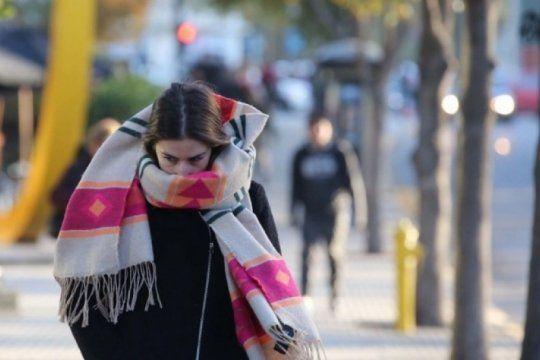 el frio vino para quedarse: como estara el clima durante el fin de semana largo en la provincia