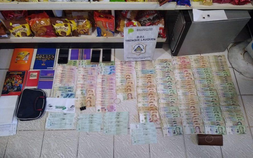 Nuevo golpe al juego clandestino: cayó una banda que tomaba apuestas online