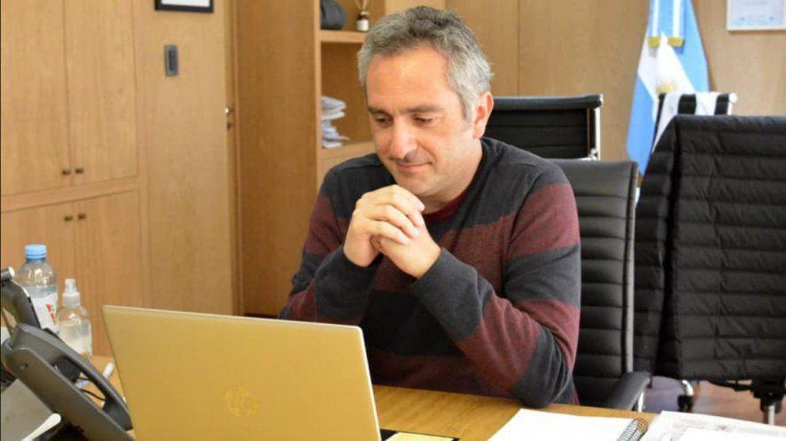 El ministro de Desarrollo de la Comunidad, Andrés Larroque, habló sobre el Conurbano bonaerense y los planes sociales