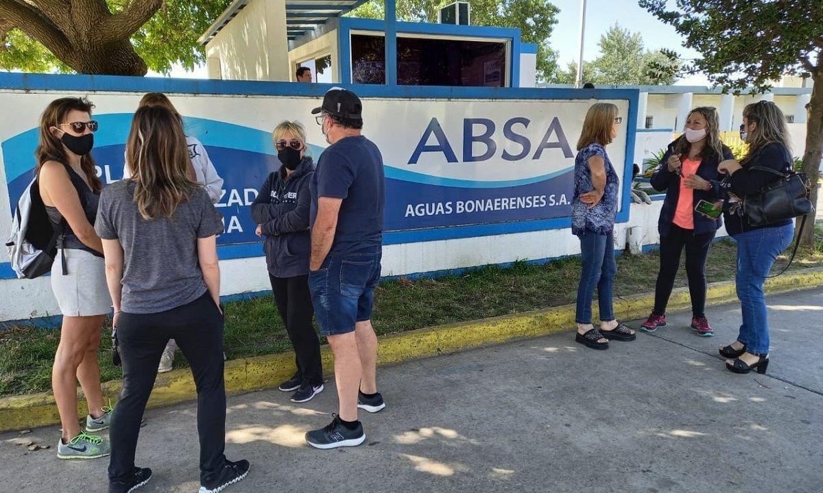 Bahía Blanca una vez más con problemas de agua y sin respuestas desde ABSA.