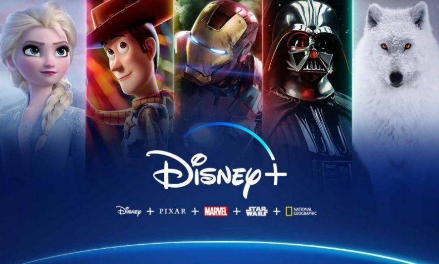 La plataforma Disney+ competirá con Netflix y estará asociada a Cablevisión Flow.