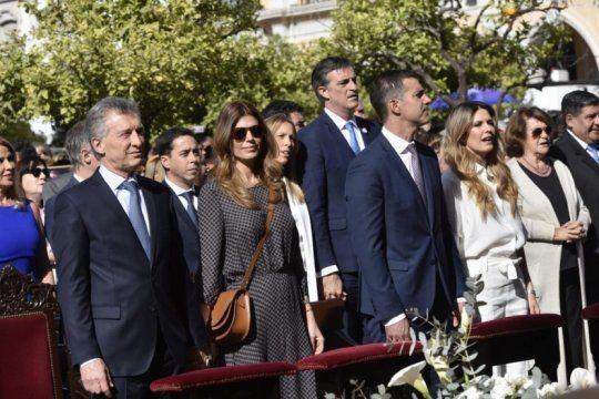 macri aseguro que fue a salta para rezar como uno mas por el futuro de todos los argentinos