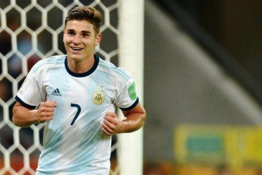 Se metió Julián: La figura de River será parte de la Copa América