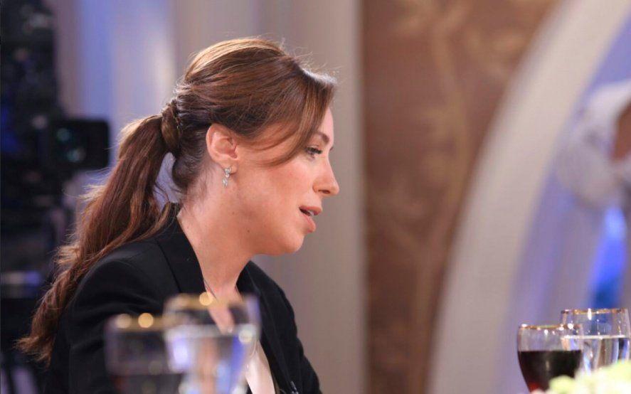 Vidal decidió no adelantar las elecciones provinciales: irá en la boleta junto a Macri