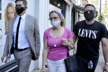 Píparo corrió a Burlando para elegir a un abogado defensor de genocidas