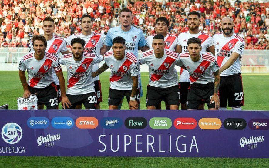 River jugará la Copa Libertadores en cancha de Independiente