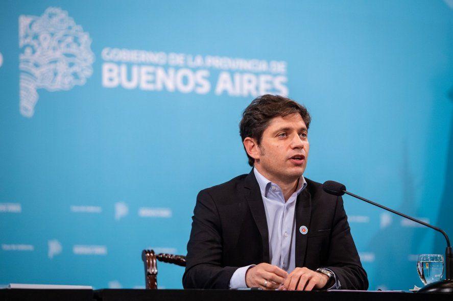 Los ATN se reparten según el índice de coparticipación federal, en efecto la provincia de Buenos Aires recibirá 1.738 millones de pesos