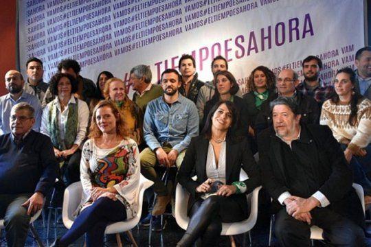lanzan ?en marcha?: el frente que reunira a feministas y sectores cercanos al papa francisco