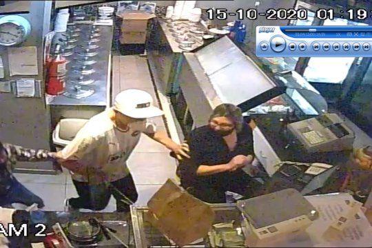 El homicidio fue en un robo ocurrido el 14 de octubre en una heladería en Ramos Mejía