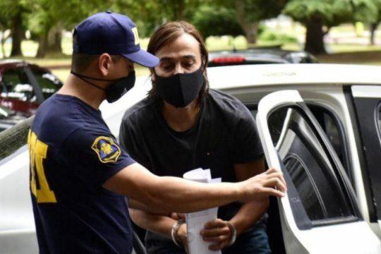 Juan Buzali, el esposo de Carolina Píparo, acusado por tentativa de homicidio