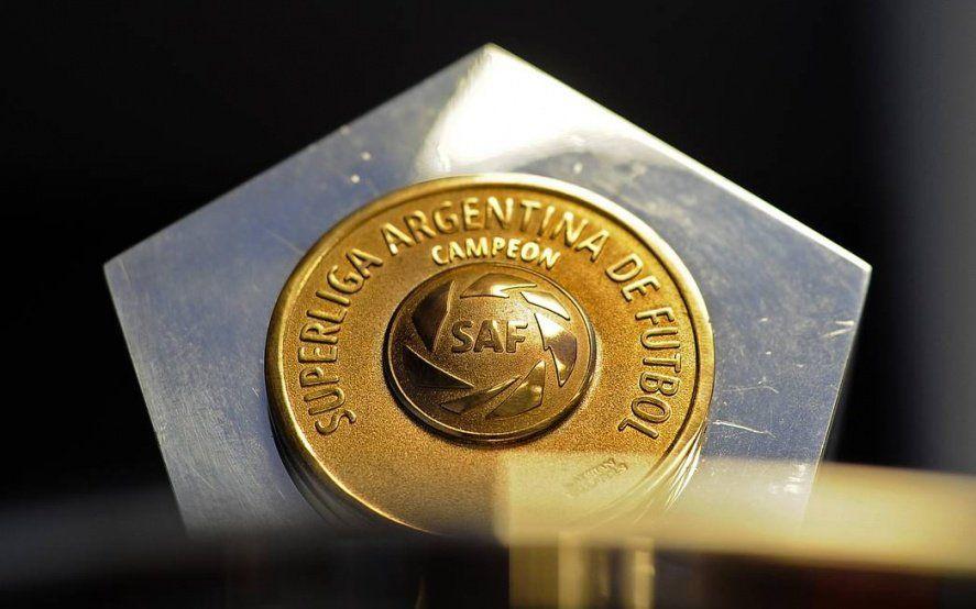 """Oficial: El """"trofeo de campeones"""", el nuevo título del fútbol argentino ya tiene fecha y horario"""