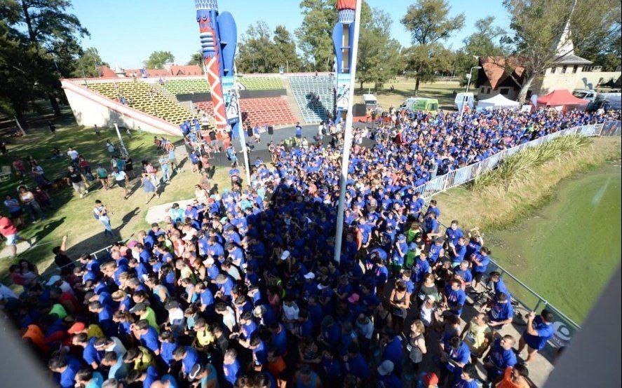 Con cupos llenos en todas las categorías, llega la maratón a beneficio del Hospital de Niños de La Plata