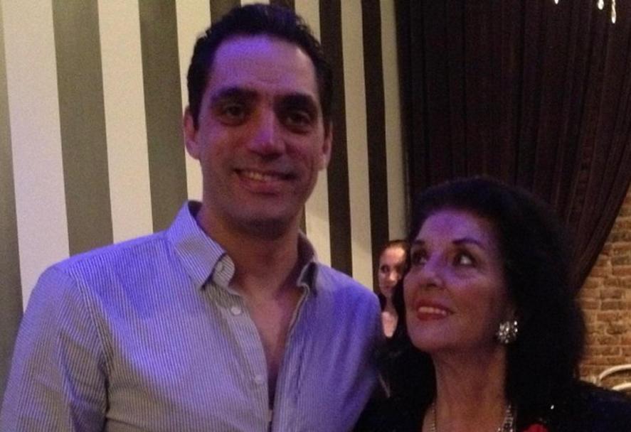 Sergio Fort también le dedicó un posteo a Marta en Instagram
