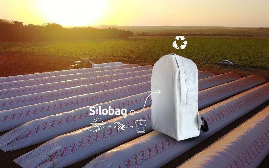 Día Mundial del Medio Ambiente: una marca argentina hace mochilas con bolsas recicladas