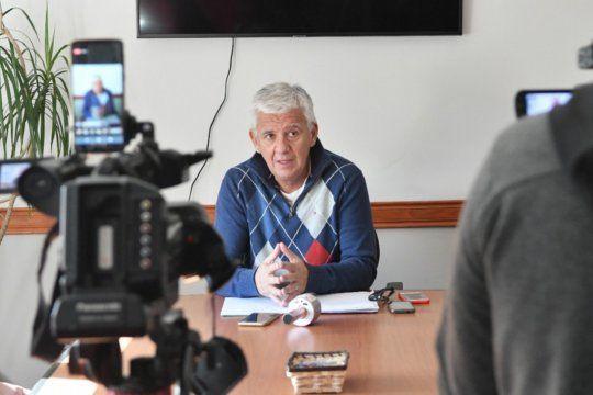 El intendente de Monte Hermoso fue aislado por contacto estrecho con un caso positivo