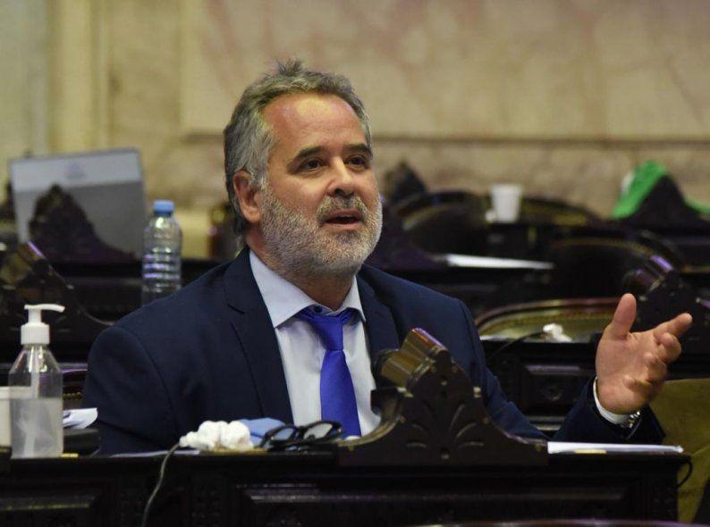 Tarifas Frías: el diputado Rodríguez defendió el proyecto