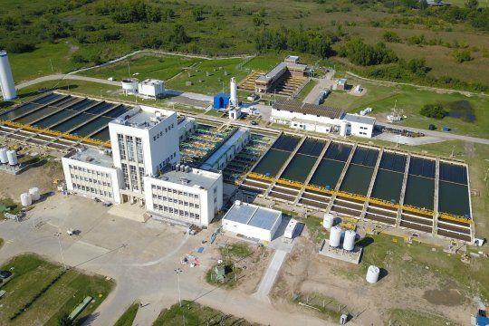 A pesar de las algas, ABSA confirmó que el servicio de agua es normal.