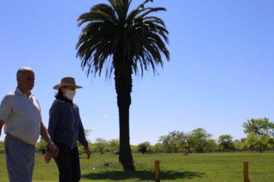 El SMN informó el estado del tiempo para la semana en la provincia de Buenos Aires.