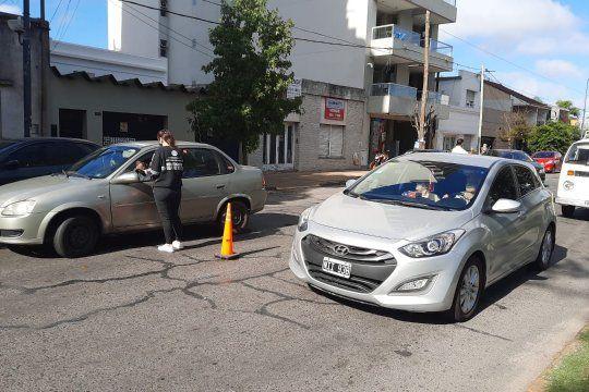 la plata: se intensifican controles vehiculares en la ciudad