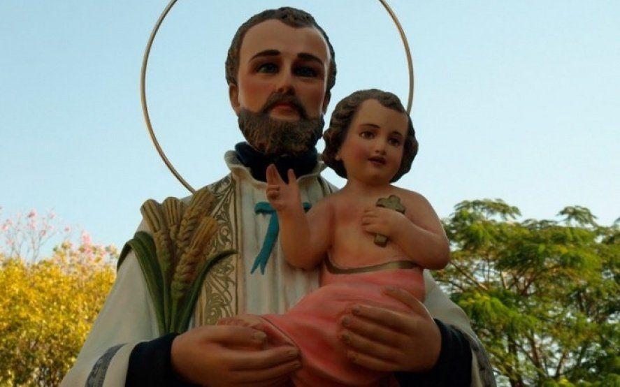 Pan, paz y trabajo: San Cayetano se celebra con misas online
