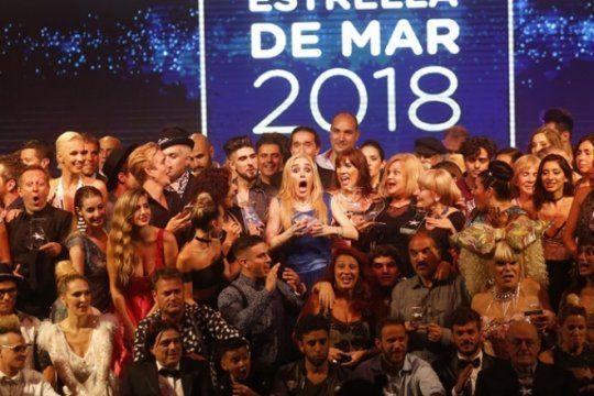 premios estrella de mar 2018: ¿quienes fueron los ganadores de la noche?