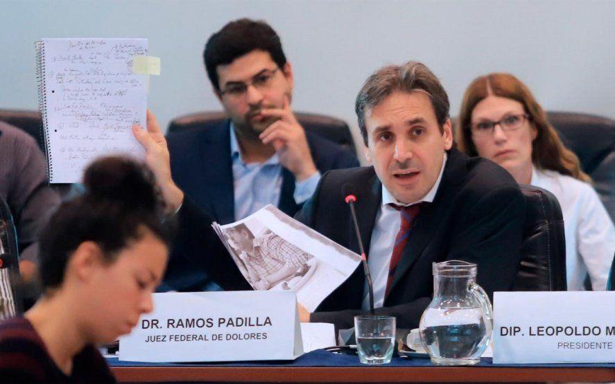 Ahora Cambiemos le presta atención a la investigación de Ramos Padilla