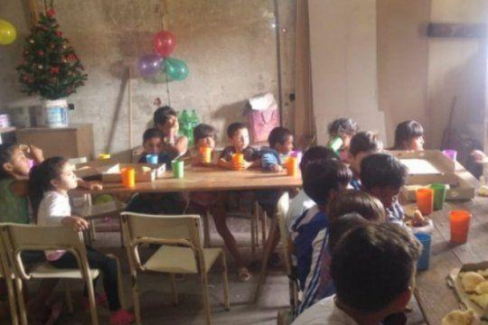 la plata: pedido desesperado para que mas de 200 chicos no se queden sin comida