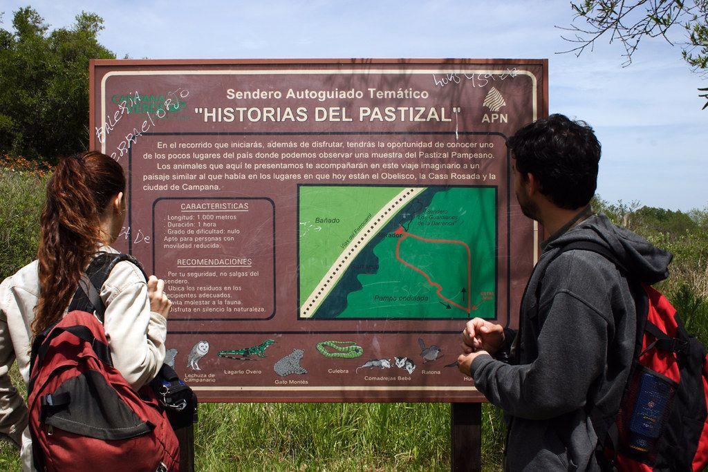 La provincia cuenta con dos parques nacionales.