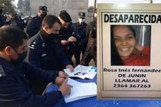 junin: ofrecen 100.000 pesos a quien aporte datos para encontrar a una mujer desaparecida