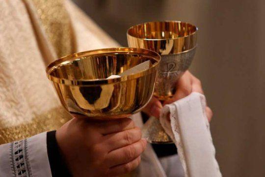 sacramento, ¿libre de gluten? como comulgan los celiacos en las iglesias de argentina