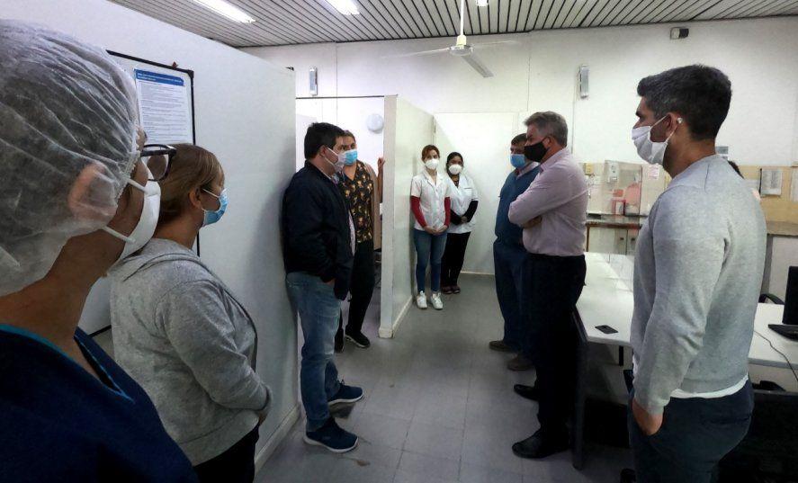 Coronavirus: Bahía Blanca no tiene más camas en el Hospital Municipal