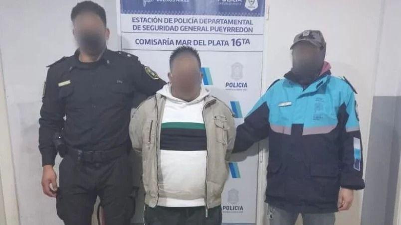 El hombre de 32 años detenido por el crimen de Marcelo Acosta
