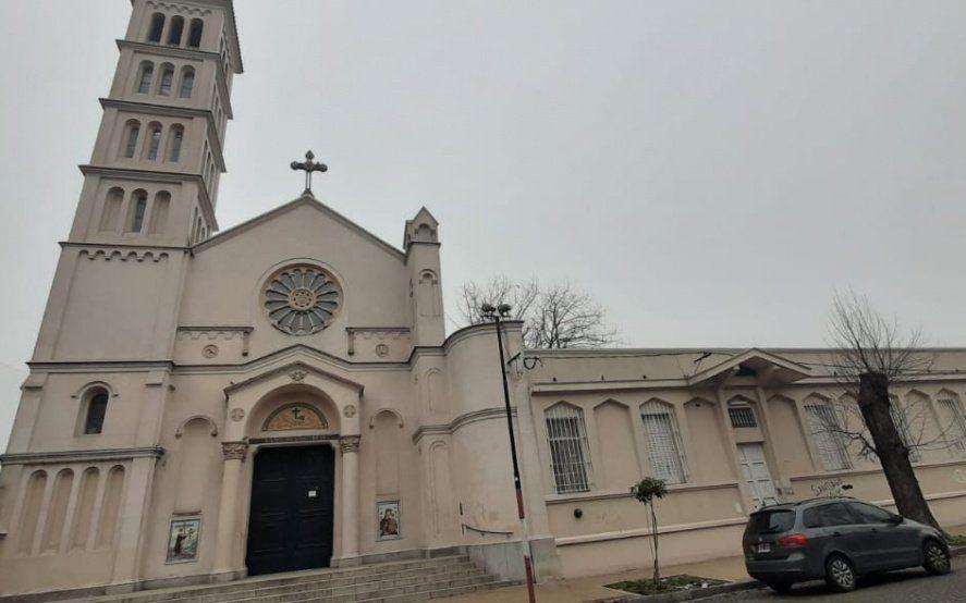 La Plata: La odisea de un cura en un asalto en una parroquia