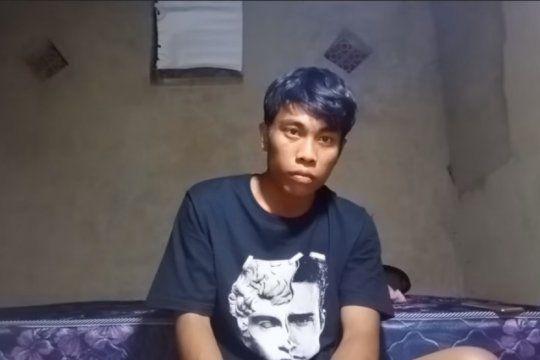 un joven se hizo viral de la forma mas insolita: mira el video