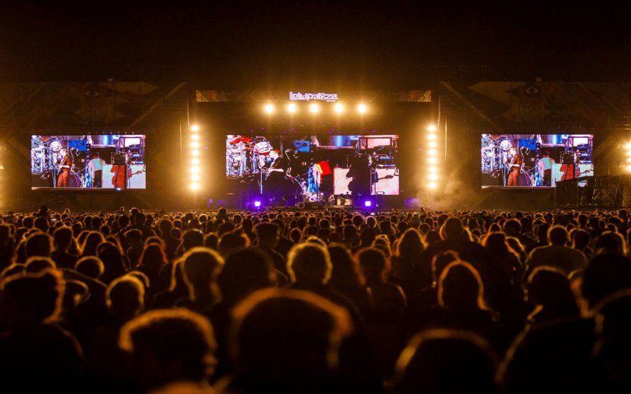 Confirman una nueva edición del Lollapalooza en Argentina y las entradas estarán disponibles el 3 de julio