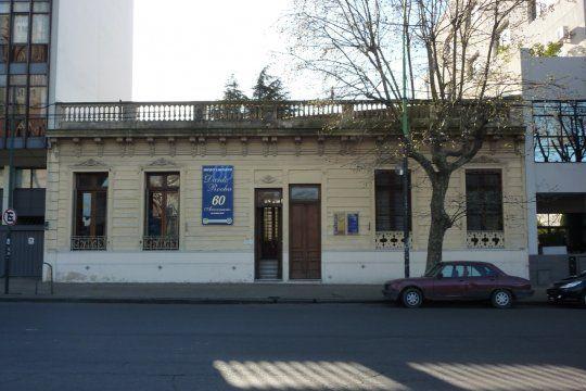 La vivienda de Dardo Rocha en La Plata es conocida popularmente como la casa de los 40 días
