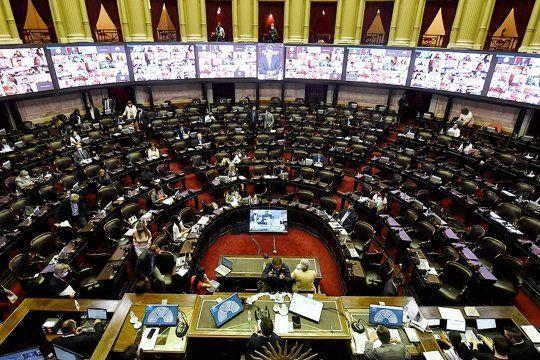 diputados: massa acuerda con la oposicion por sesiones virtuales