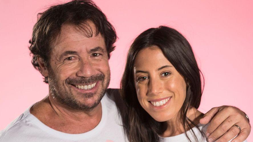 Ricky Sarkany habló por primera vez del fallecimiento de su hija Sofía