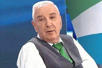 Mauro Viale más que un conductor, un productor desesperado por el rating