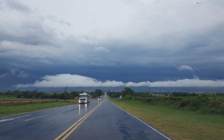 Alerta meteorológica: se esperan fuertes tormentas para varios puntos de la provincia