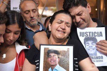 Pidieron la elevación a juicio de los rugbiers imputados por el crimen de Báez